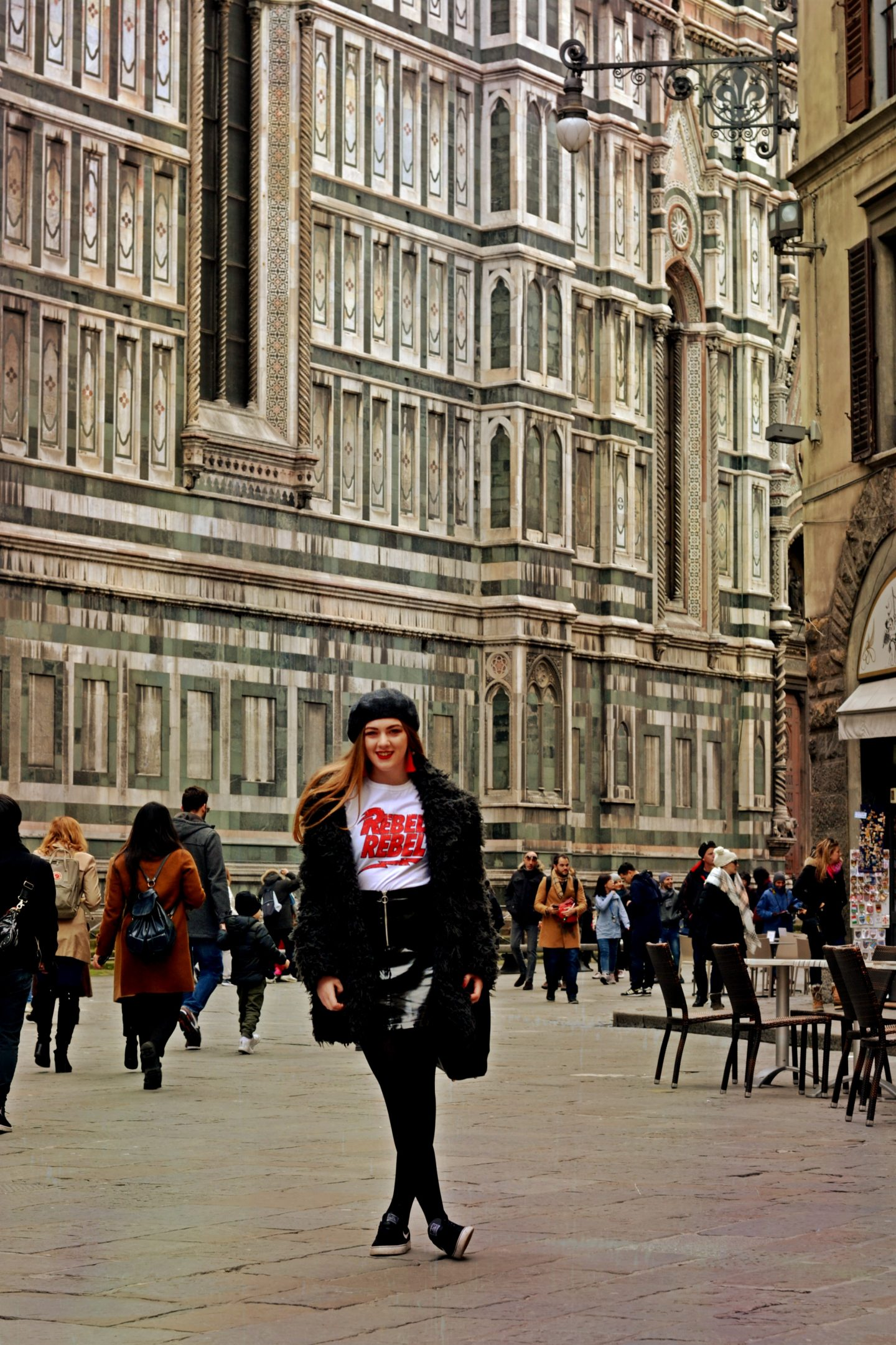 Rebel Rebel in Florence