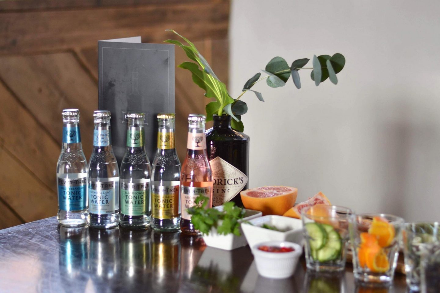 A Gin Masterclass at The Exchange