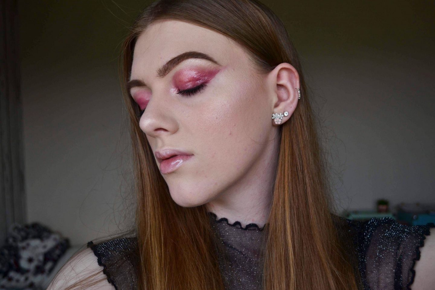 MOTD: Pink and Glossy