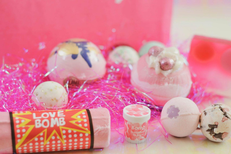 Bomb Cosmetics at Bliss Intu Potteries