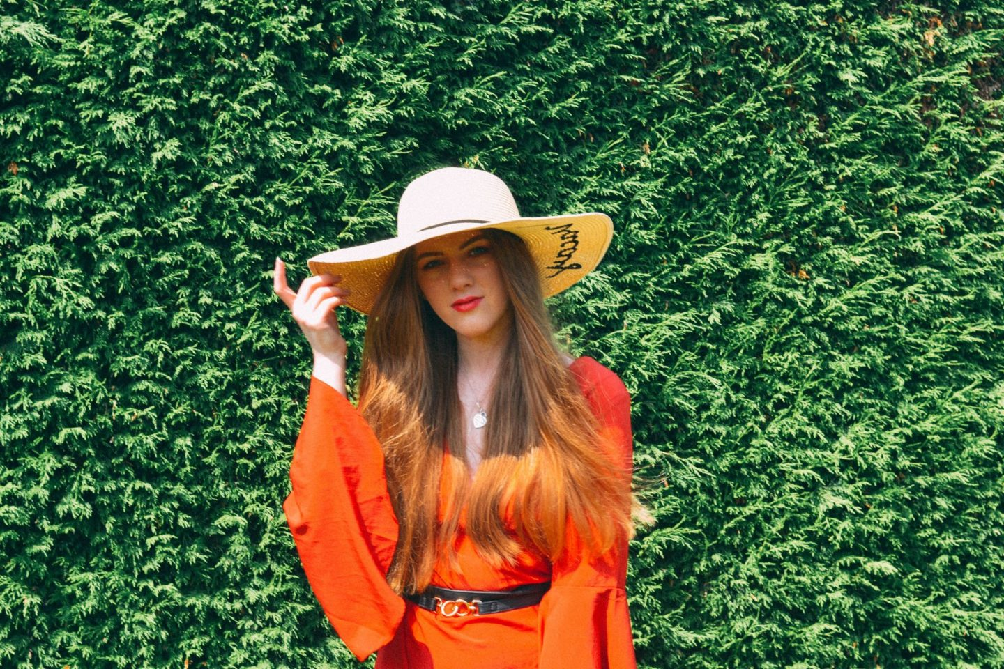 The £4 Straw Hat You Need For Summer