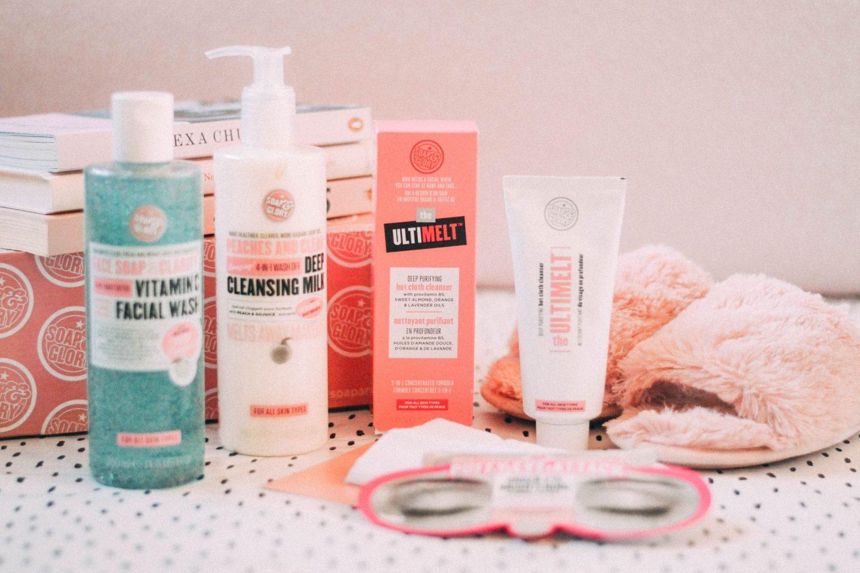 Soap and Glory Skincare Saviours