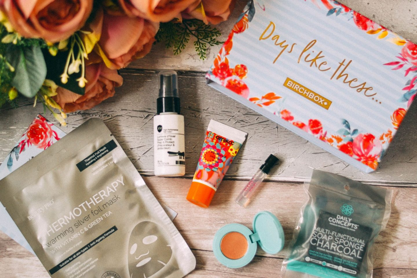 Days Like These with Birchbox