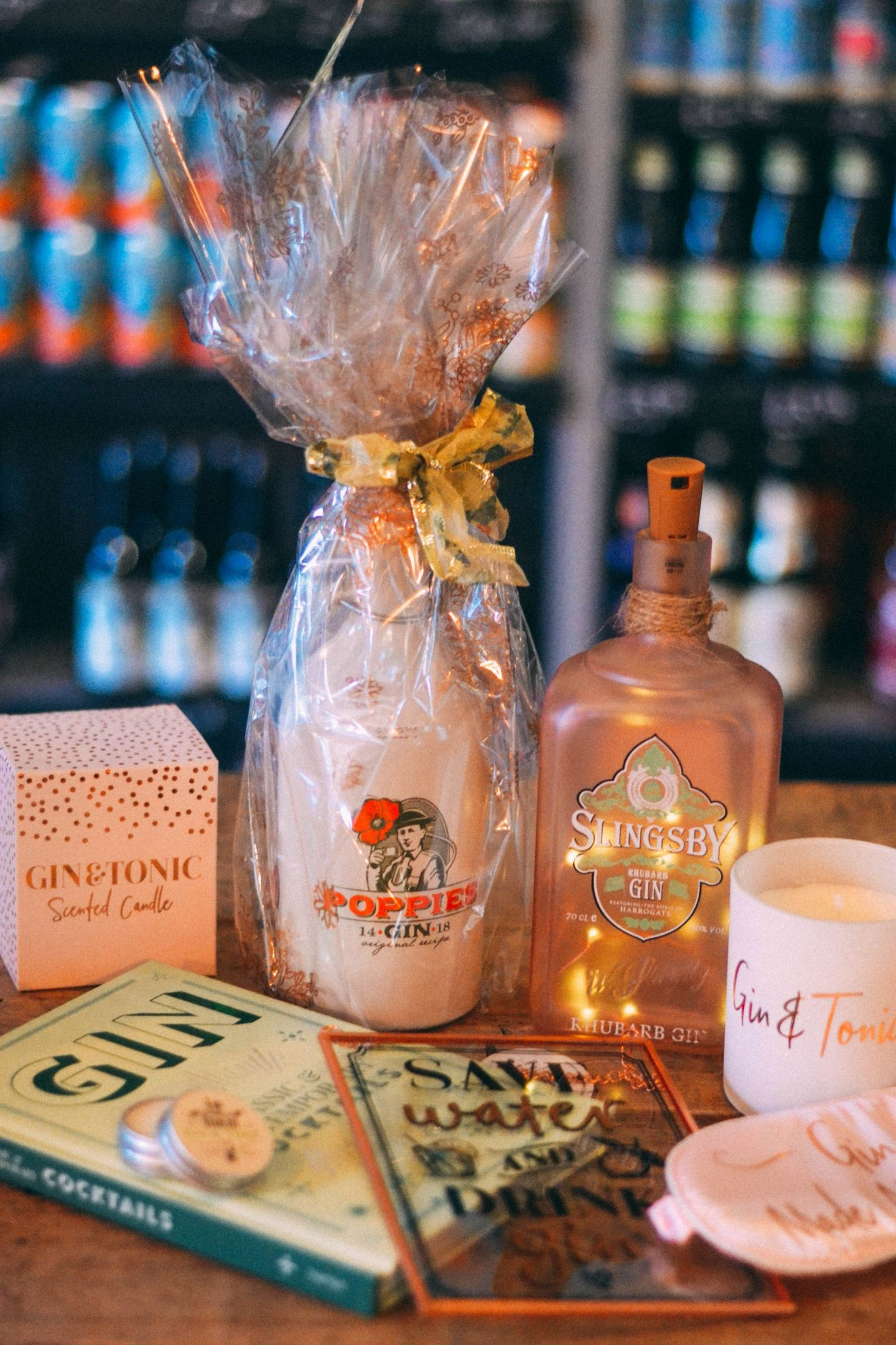 Christmas Ginspiration Gift Guide For Gin Lovers Beffshuff
