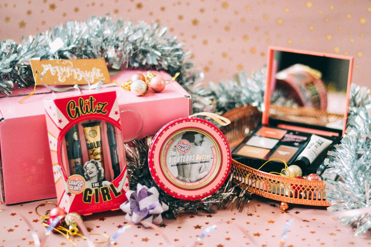 Soap and Glory Christmas Stocking Fillers