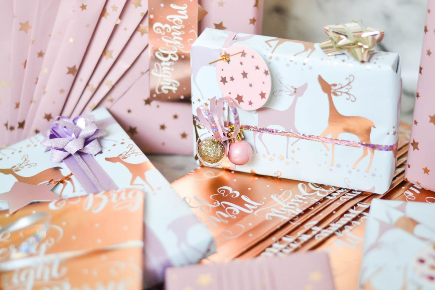 Five ways to elevate your Christmas wrapping