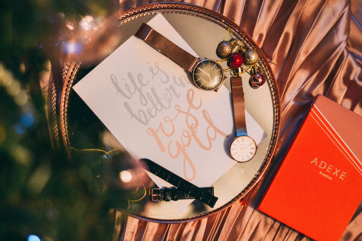 Timeless gifts with Adexe London