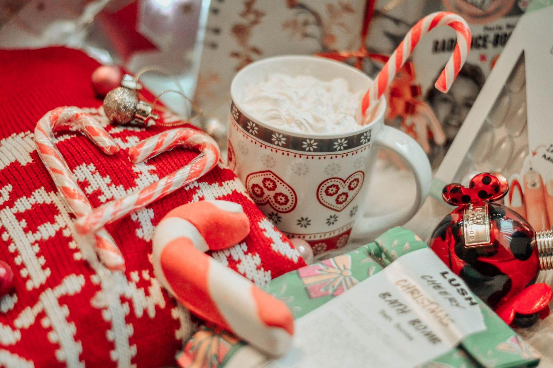 Pre-Christmas Pamper Preparations