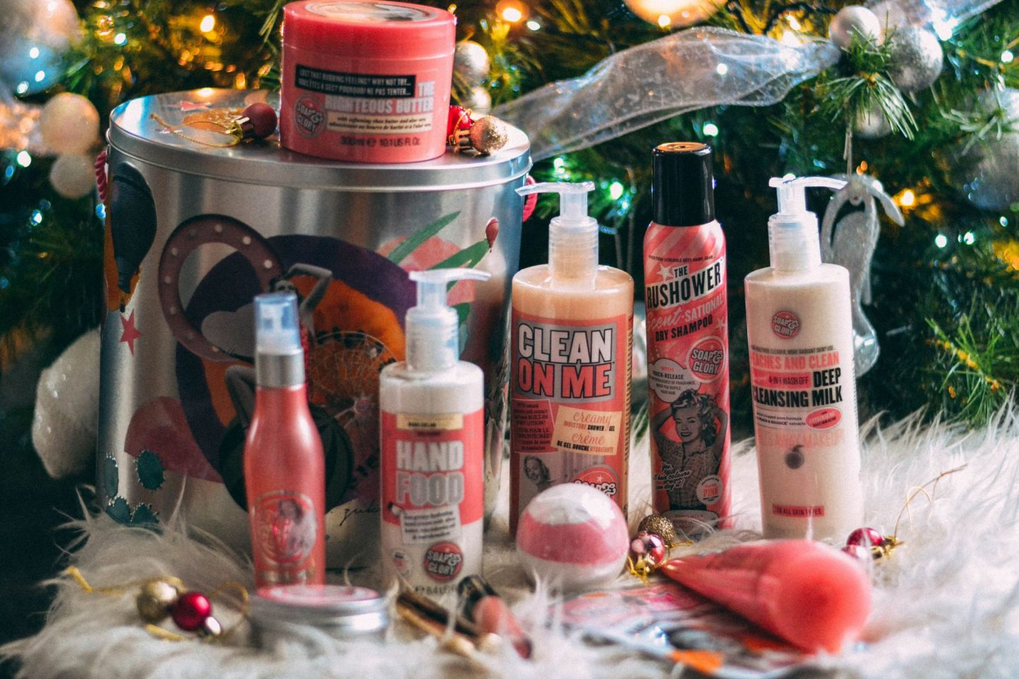 A Peek Inside The Soap and Glory Bubble Act Star Gift
