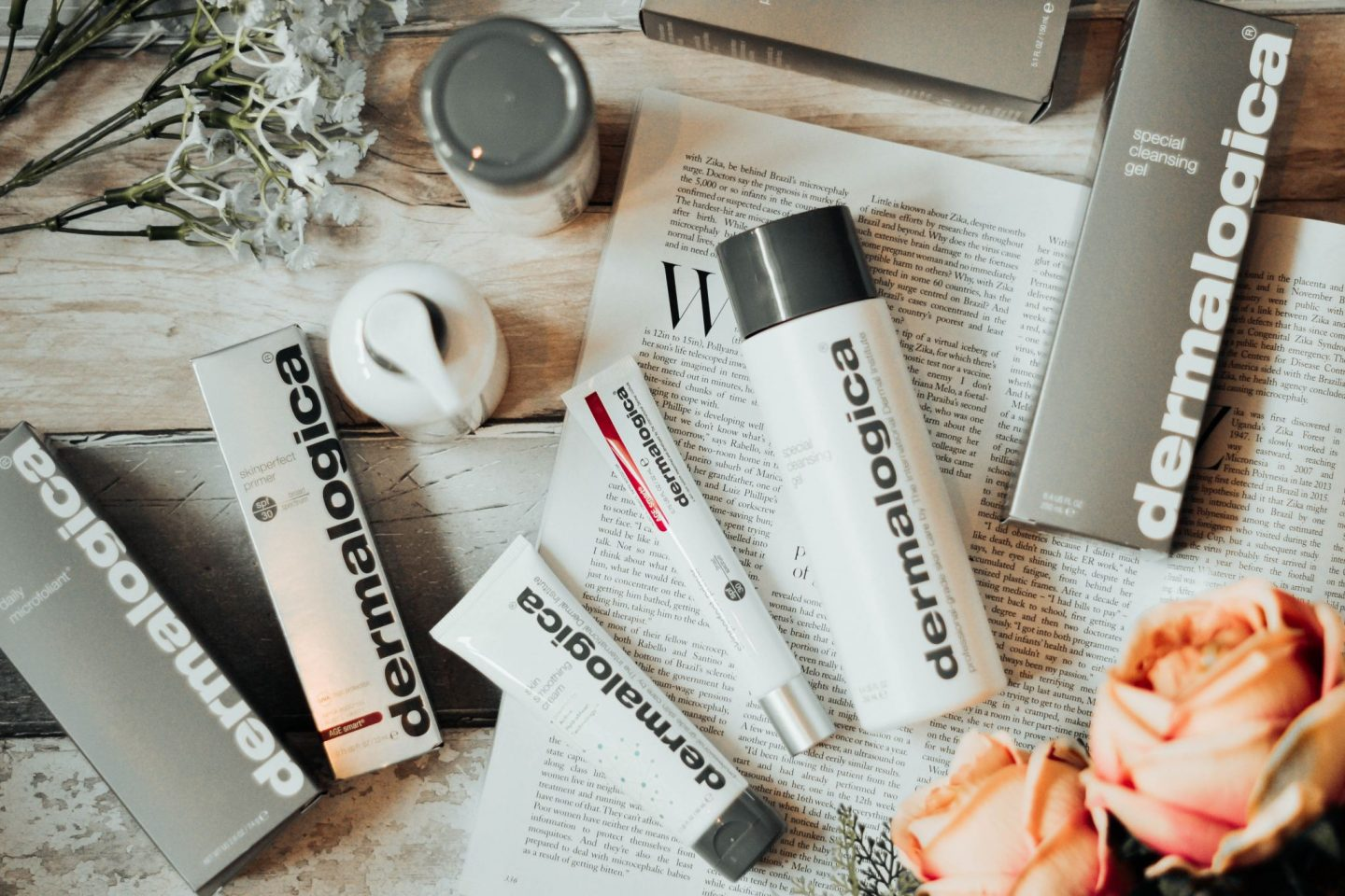 Dermalogica: the skincare brand that changed my life