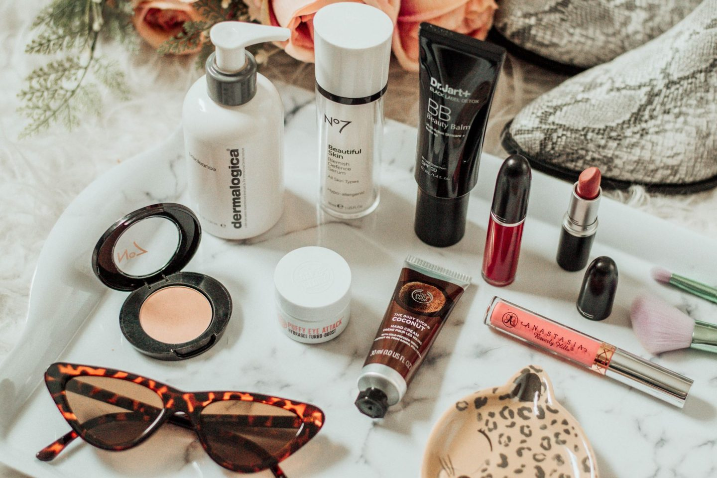Current beauty and lifestyle favourites