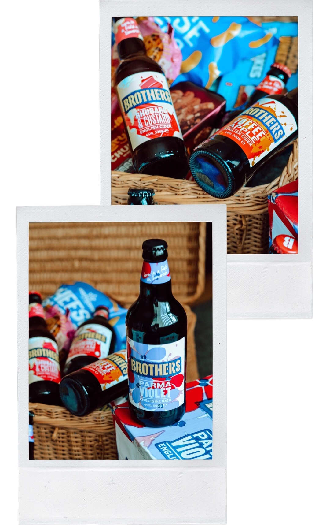 brothers cider hamper