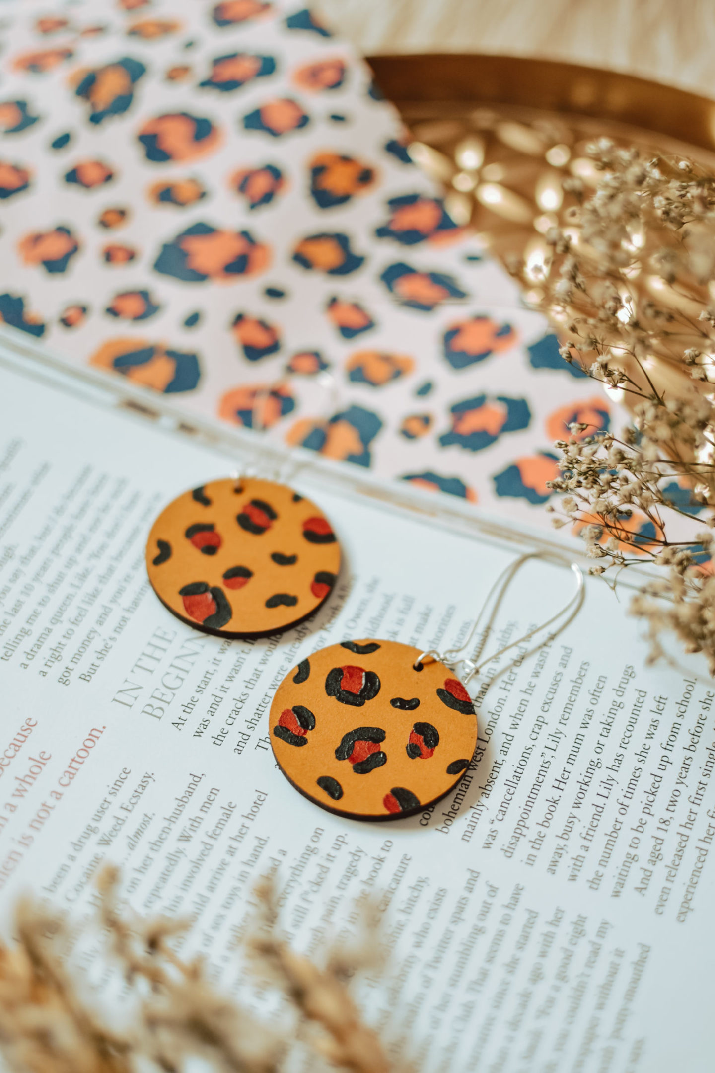 ivy and ginger earrings